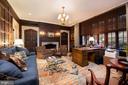 Main Level - Library - 2860 WOODLAND DR NW, WASHINGTON