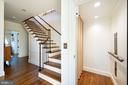 First Upper Level - Elevator & Stairs to Top Floor - 2860 WOODLAND DR NW, WASHINGTON