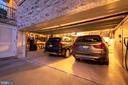 Attached 2-Car Garage - 2860 WOODLAND DR NW, WASHINGTON
