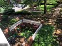 Aerial view of patio - 4616 28TH RD S #A, ARLINGTON