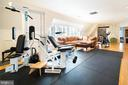 Second Upper Level - Recreation Room - 2860 WOODLAND DR NW, WASHINGTON