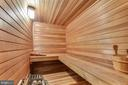 Lower Level - relax in your own Private Sauna! - 11588 LAKE NEWPORT RD, RESTON