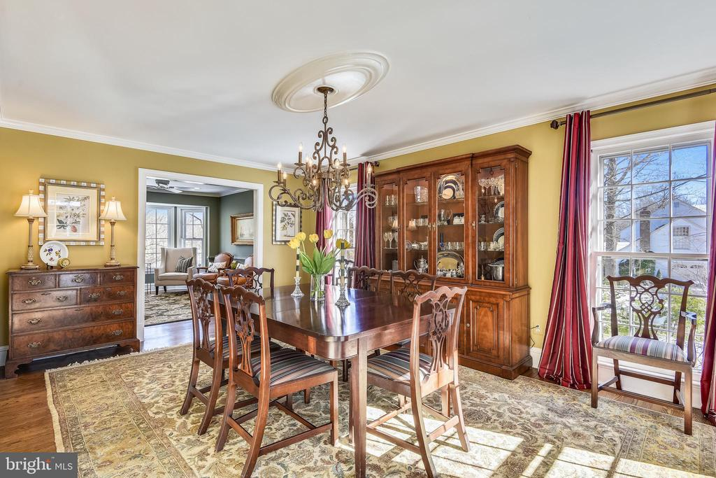 Formal Dining Room - 11588 LAKE NEWPORT RD, RESTON