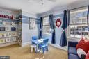 Upper Level Front Bedroom/ Childrens' Library - 11588 LAKE NEWPORT RD, RESTON