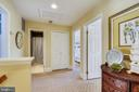 Upper Level Hallway to  Full Bath - 11588 LAKE NEWPORT RD, RESTON
