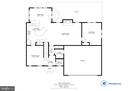 Main Level Floorplan - 8353 LONGFIELDS LN, ALEXANDRIA