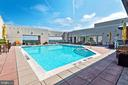 Pool! - 851 N GLEBE RD #819, ARLINGTON