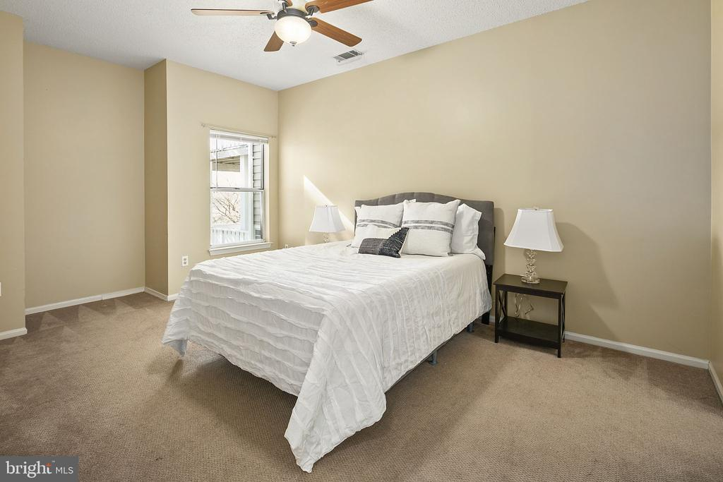 Owner's Bedroom With Water Views! - 14305 CLIMBING ROSE WAY #205, CENTREVILLE