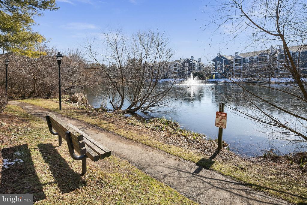 Great Community with Lots of Amenities! - 14305 CLIMBING ROSE WAY #205, CENTREVILLE