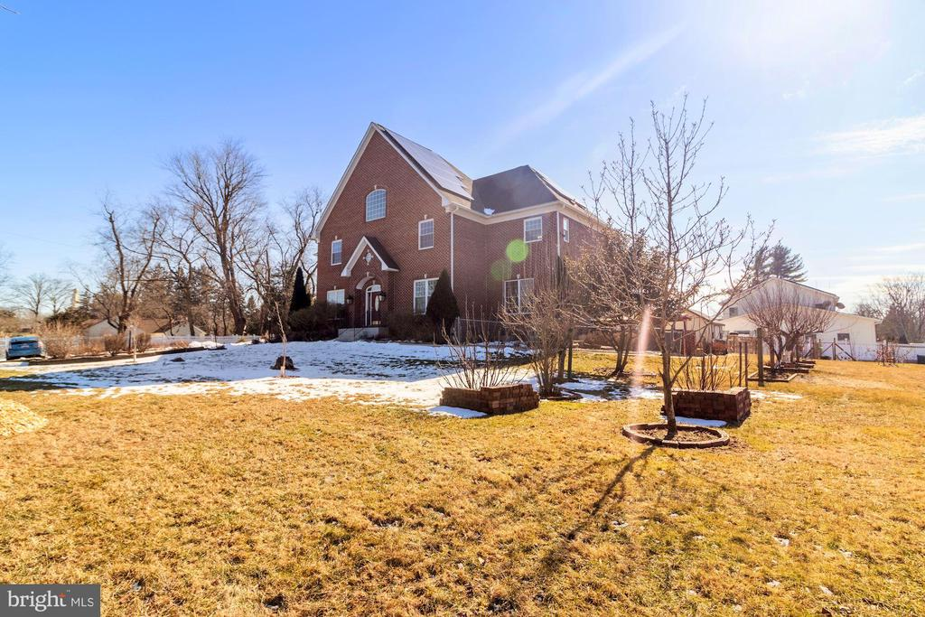 Front/Side/Yard - 2509 BRIGGS CHANEY RD, SILVER SPRING