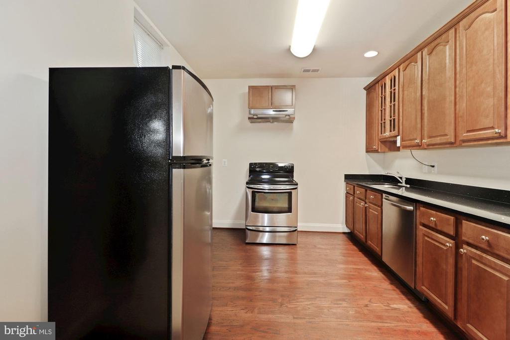 Separate Basement Apartment 2nd Kitchen - 2509 BRIGGS CHANEY RD, SILVER SPRING