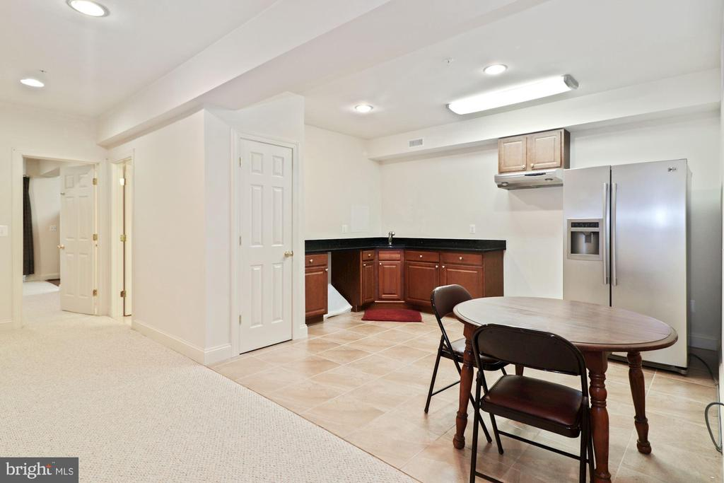 Separate Basement 3rd Kitchen - 2509 BRIGGS CHANEY RD, SILVER SPRING