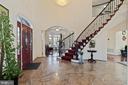 Entry/Foyer - 2509 BRIGGS CHANEY RD, SILVER SPRING