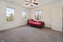 Apartment Bedroom - 2509 BRIGGS CHANEY RD, SILVER SPRING