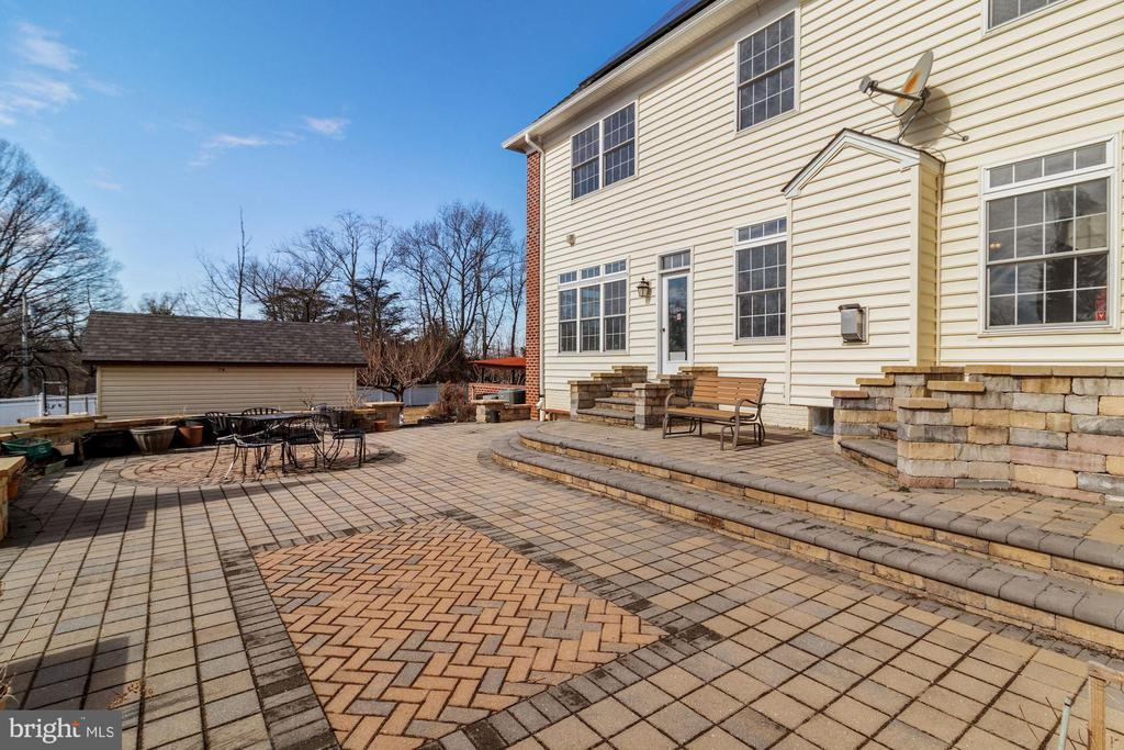 Gorgeous Patio - 2509 BRIGGS CHANEY RD, SILVER SPRING