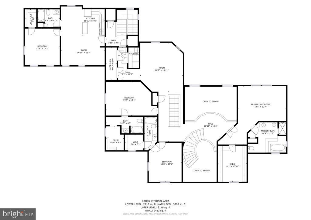 Floor Plan - 2509 BRIGGS CHANEY RD, SILVER SPRING