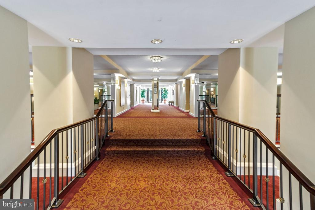 Hallway - 2100 LEE HWY #521, ARLINGTON