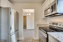 Brand new stainless steel appliances - 2943 S DINWIDDIE ST #A1, ARLINGTON