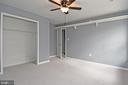 Second Bedroom - 5203 GLEN MEADOW RD, CENTREVILLE