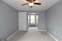 Third Bedroom - 5203 GLEN MEADOW RD, CENTREVILLE