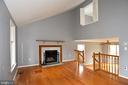 Living Room - 5203 GLEN MEADOW RD, CENTREVILLE