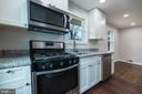 updated counters, built in microwave - 7605 LAURALIN PL, SPRINGFIELD