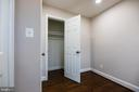 features 2 large closets as well. - 7605 LAURALIN PL, SPRINGFIELD