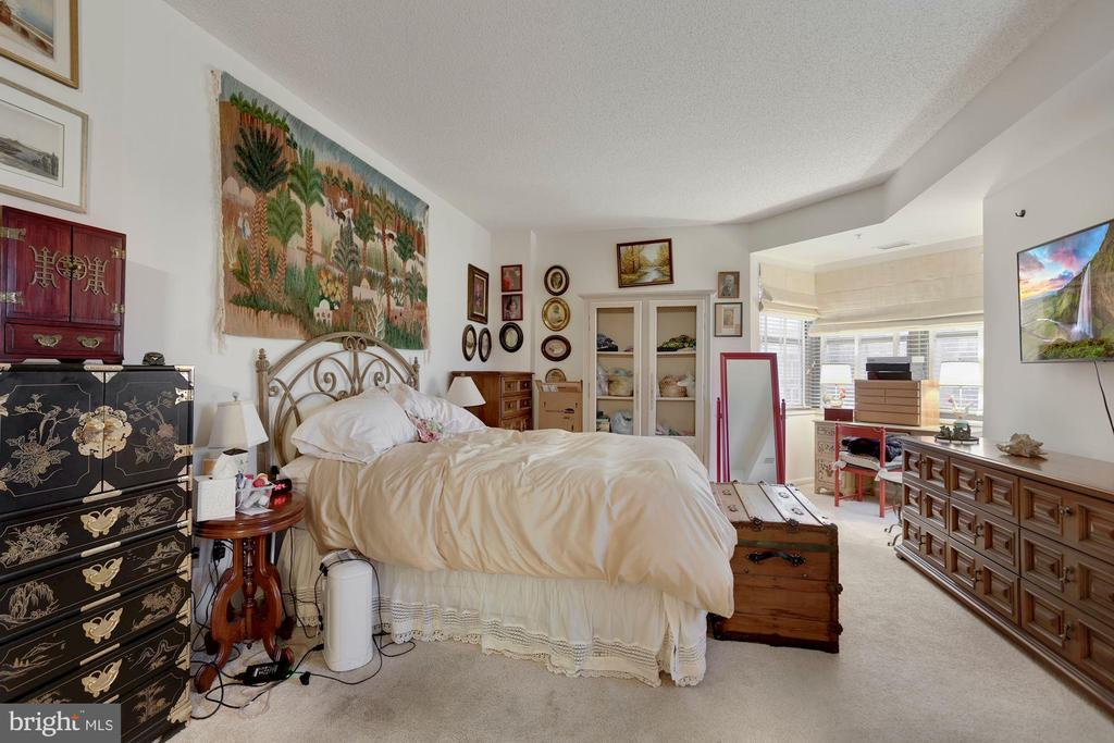 Primary Suite with sitting area - 19360 MAGNOLIA GROVE SQ #305, LEESBURG