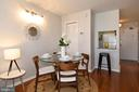 Dine in your Dining Room - 2939 VAN NESS ST NW #1129, WASHINGTON