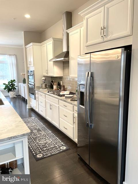 Stainless Steel Appliances - 42502 MILDRED LANDING SQ, ASHBURN