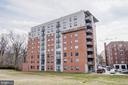 exterior - 3883 CONNECTICUT AVE NW #716, WASHINGTON