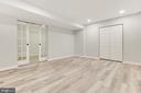 Additional Room in Basement - 21 GREENRIDGE DR, STAFFORD