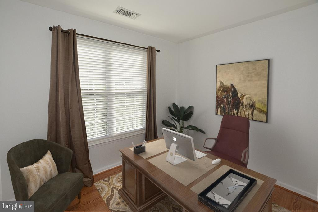 Private Study/Den - Only 3 in Worldgate! - 2101 HIGHCOURT LN #301, HERNDON