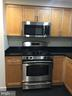 stainless steel appliances - 3883 CONNECTICUT AVE NW #716, WASHINGTON
