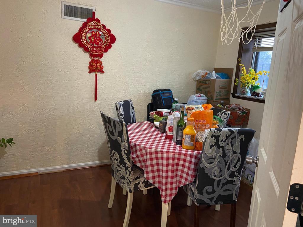 Main floor dining room - 8341 ROLLING RD, SPRINGFIELD
