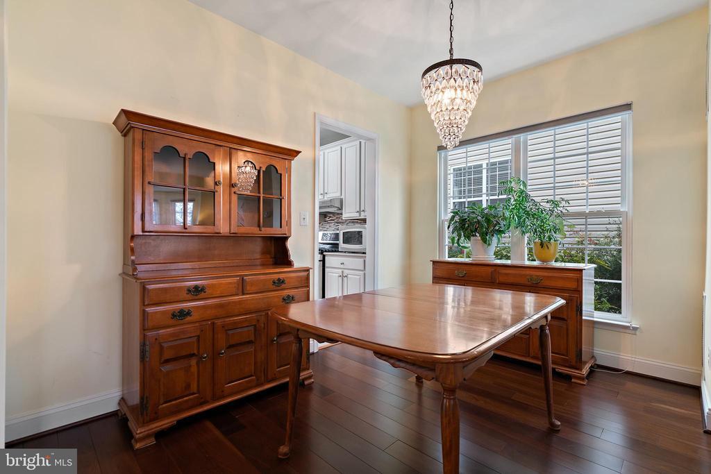 Dining Room - 18279 MAPLE SPRING CT, LEESBURG