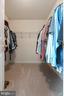 Large Primary Bedroom  Walk-In Closet - 18279 MAPLE SPRING CT, LEESBURG
