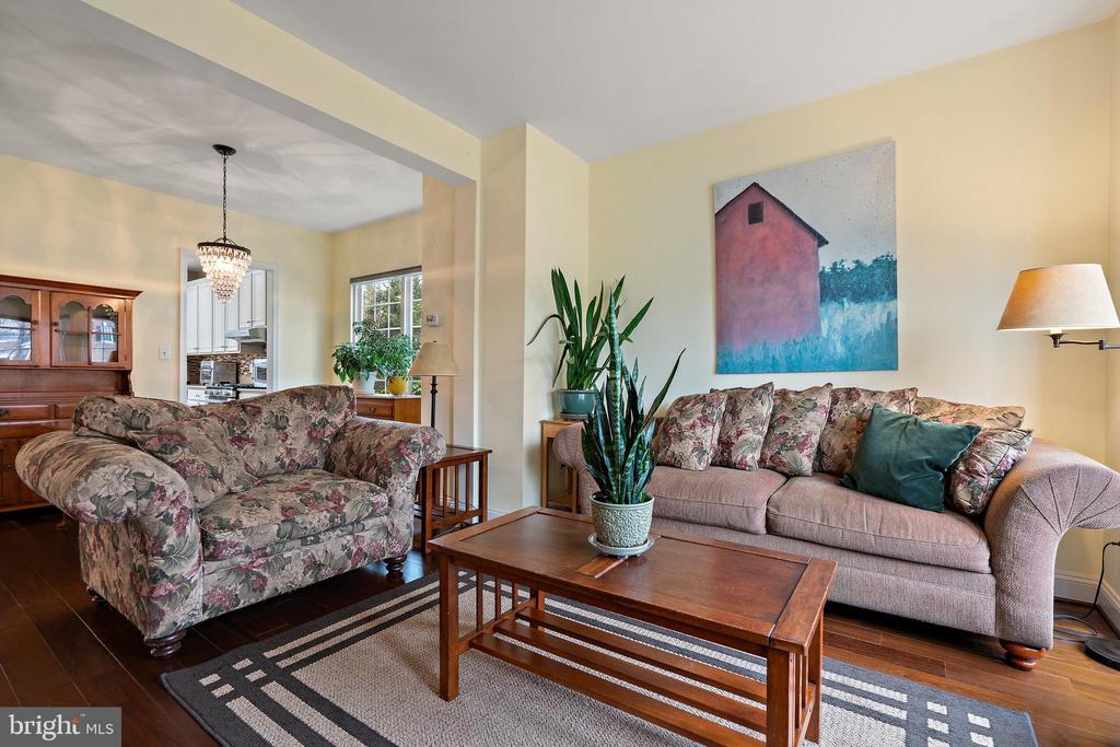 Living Room - 18279 MAPLE SPRING CT, LEESBURG