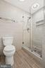 Renovated Owners Bathroom w/Large Tiled Shower - 18279 MAPLE SPRING CT, LEESBURG