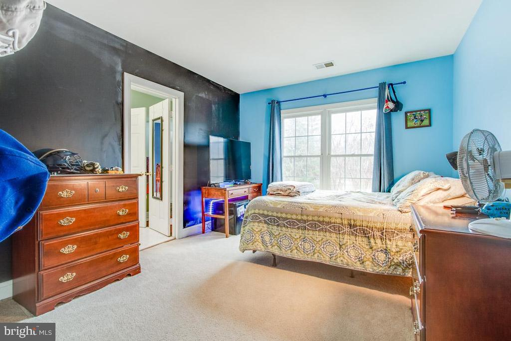 Alt view of bedroom #5 - 20277 DAWSON MILL PL, LEESBURG