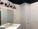 Remodeled owner's bathroom - 20757 PARKSIDE CIR, STERLING