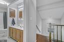 Upper level hallway - 2913-B S WOODSTOCK ST #2, ARLINGTON