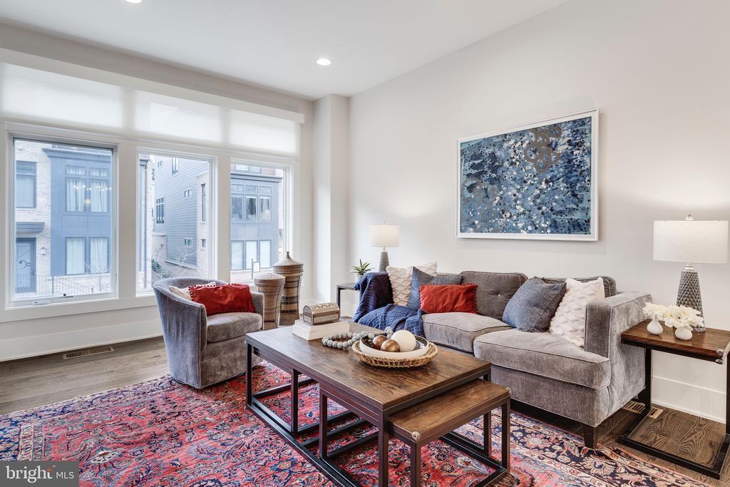 Living Room - 171 WINSOME CIR, BETHESDA