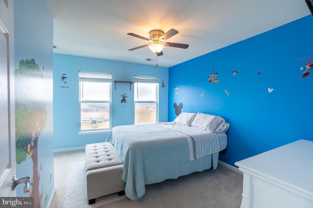 Bedroom 2 - Upper Level - 22462 FAITH TER, ASHBURN