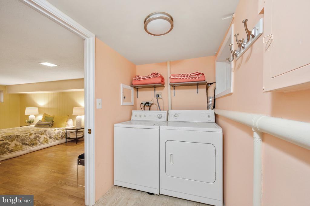 Laundry Room - 2971 S COLUMBUS ST #A1, ARLINGTON