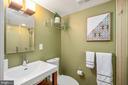 Lower level full bathroom - 2971 S COLUMBUS ST #A1, ARLINGTON