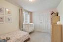 2nd bedroom upstairs - 2810 S MEADE ST, ARLINGTON
