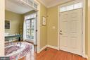 welcomed by Gorgeous Hardwood Floors! - 425 PARK AVE, FALLS CHURCH