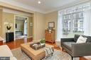 Tall Windows Allow For Lots Of Natural Light! - 425 PARK AVE, FALLS CHURCH