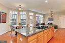 Open Floor Plan Perfect For Family Holidays - 425 PARK AVE, FALLS CHURCH